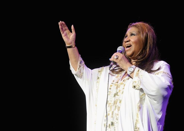 Barack Obama, Ariana Grande, and more remember Aretha Franklin