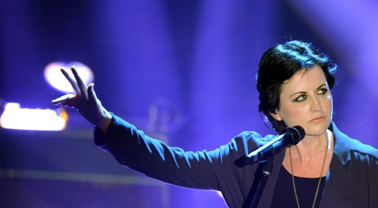 The Cranberries lead singer Dolores O'Riordan has died