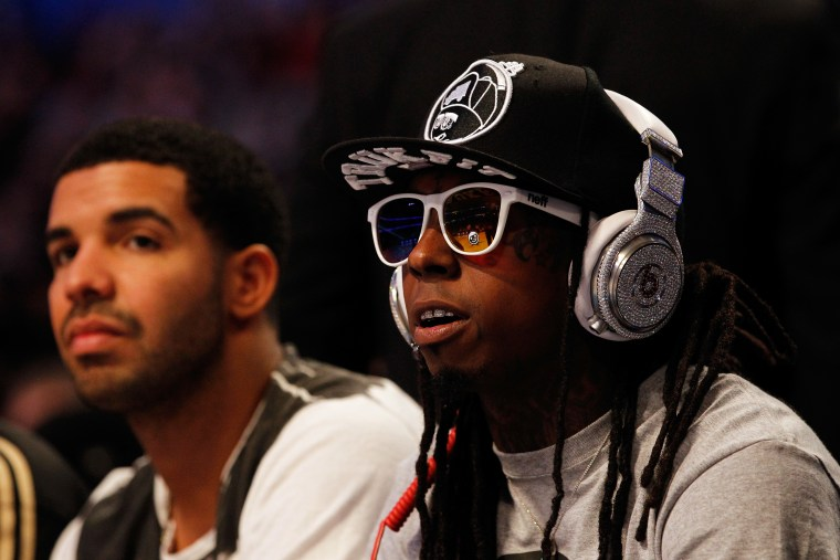 "Drake and Post Malone were reportedly supposed to feature on Lil Wayne's ""What About Me"""