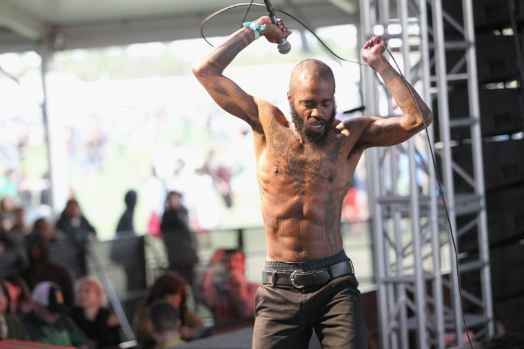 Death Grips detail new album <i>Year Of The Snitch</i>