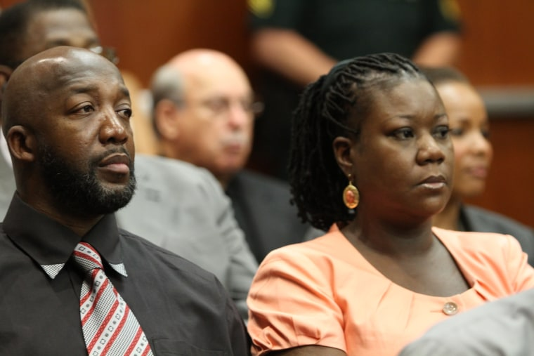 Report: Trayvon Martin's Parents May Run For Political Office