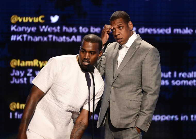 Kanye responds to JAY-Z tweet with reference to <i>Watch The Throne</i> follow-up
