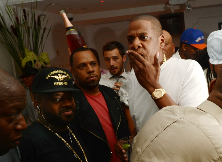 Report: JAY-Z told Jermaine Dupri not to work with the NFL, then worked with the NFL
