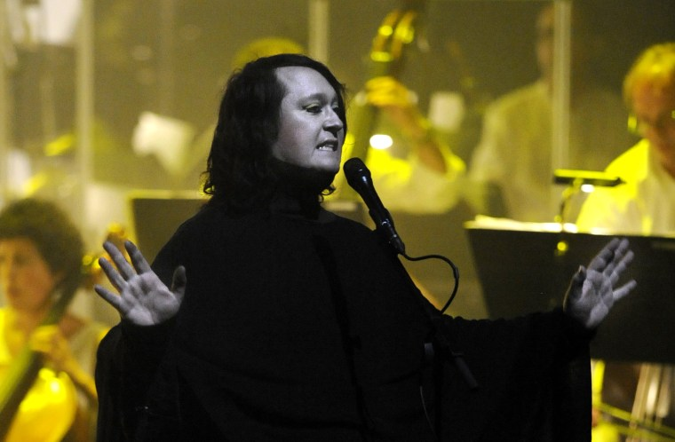 """ANOHNI says the fashion industry is """"producing rightwing propaganda"""" by supporting Kanye West"""