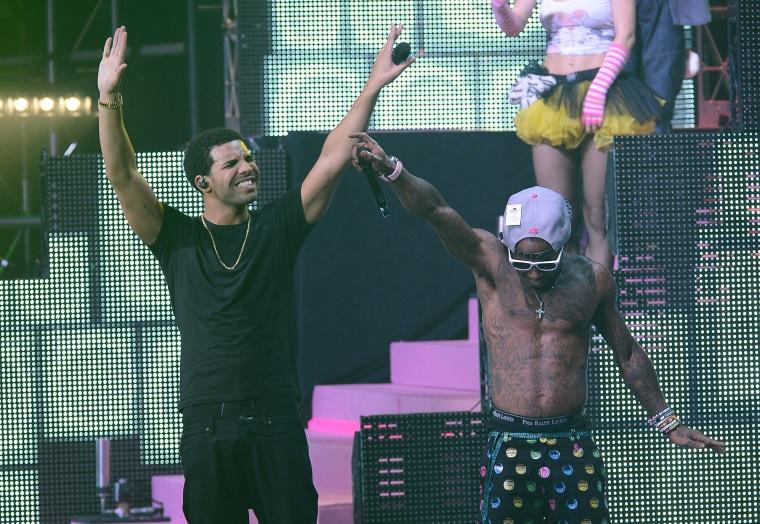Lil Wayne explains why Drake was left off <i>Tha Carter V</i>