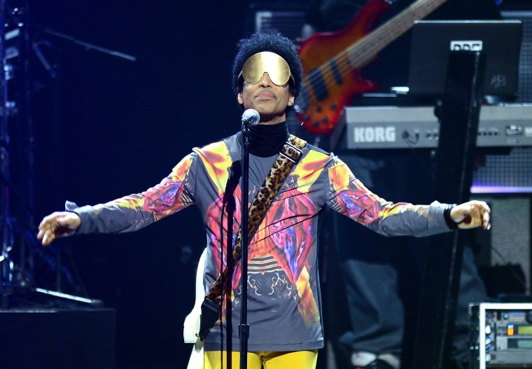 Prince Shares <i>HitNRun Phase One</i>