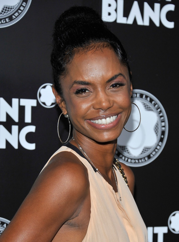 Kim Porter laid to rest at Georgia funeral