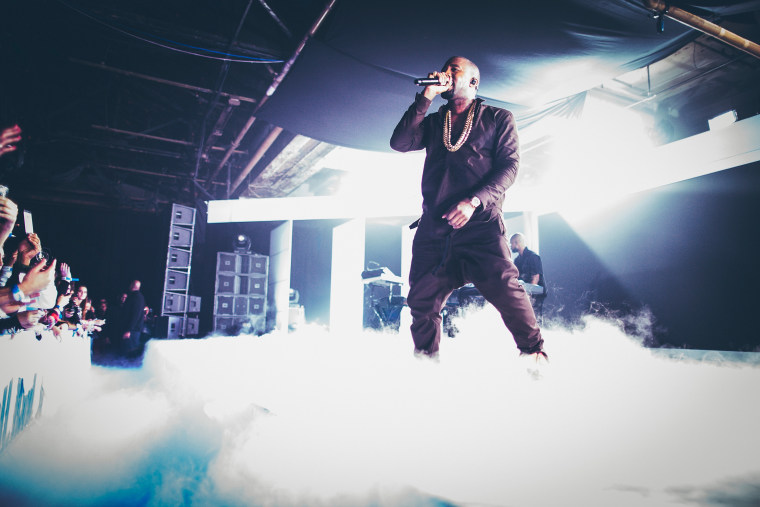 Read along with The FADER's liveblog of Kanye West's second <i>Donda</i> release party