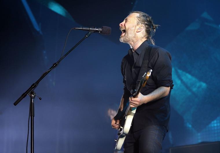 Radiohead Quietly Erase All Internet Presence