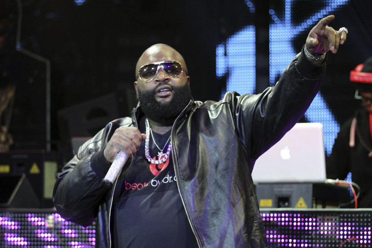 Rick Ross Was Arrested For Possession Of Marijuana Again