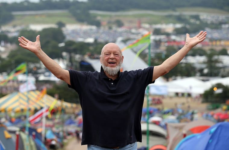Glastonbury Founder Says The Festival Will Change Its Name To The Variety Bazaar For 2019
