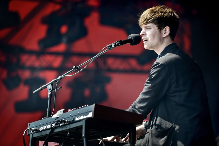 Kanye West And Justin Vernon Are Featured On James Blake's Next Album