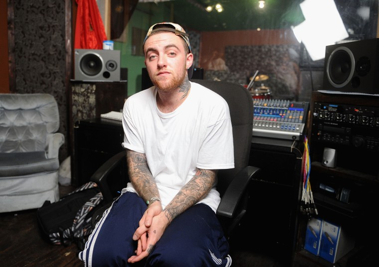 Mac Miller's<i> GO:OD AM </i> has officially gone gold