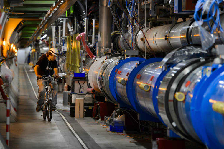 The Organization Behind The Large Hadron Collider Is Offering An Artist Residency