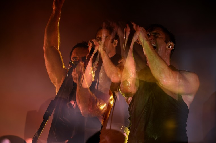 """Trent Reznor Of Nine Inch Nails Says Social Media Is """"Toxic For Artists,"""" Makes Music """"Formulaic"""""""