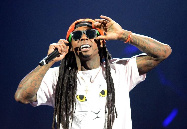 "Lil Wayne Unloads <i>FWA</i> Bonus T""ack ""Street C""ains"" On Tidal"
