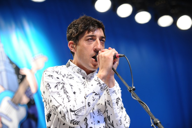 Ed Droste of Grizzly Bear has turned his Instagram into a school supply drive