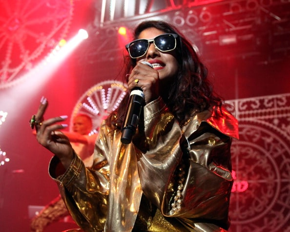 M.I.A. Will Host A Talk With Julian Assange At Meltdown Festival