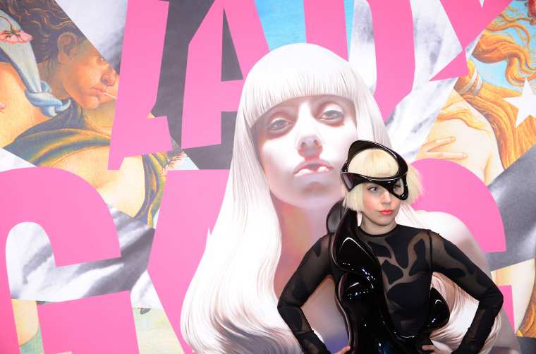 Lady Gaga is reprinting <i>ARTPOP</i> without R. Kelly