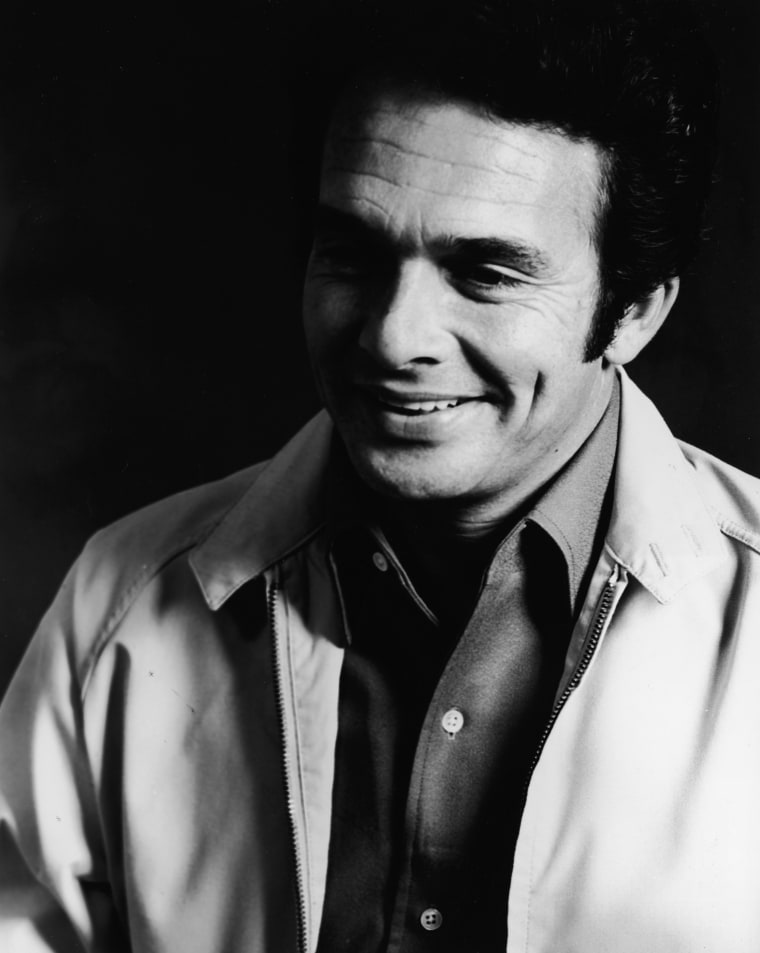 Merle Haggard Has Died