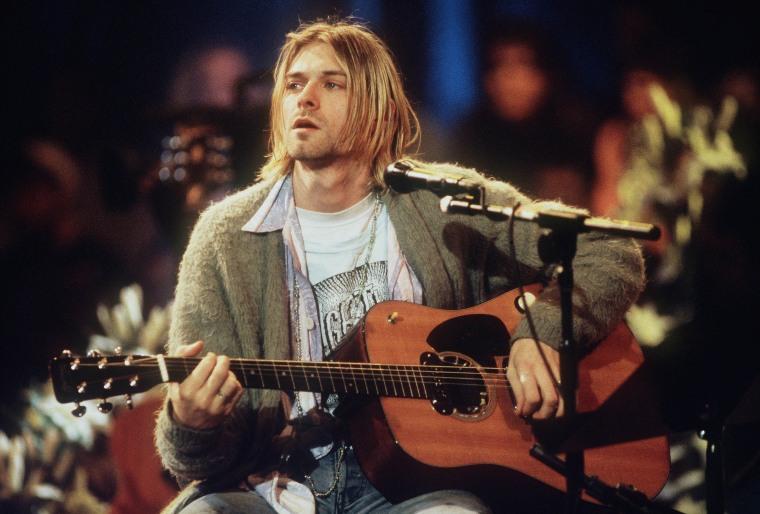 FBI releases file on Kurt Cobain's death
