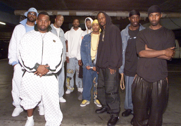 That one-of-a-kind Wu-Tang Clan album might soon be owned by the U.S. government