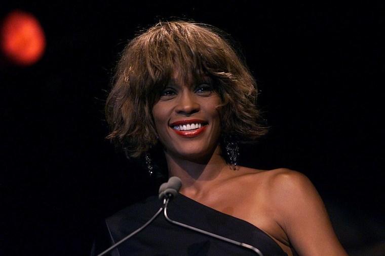 Whitney Houston's estate developing hologram tour