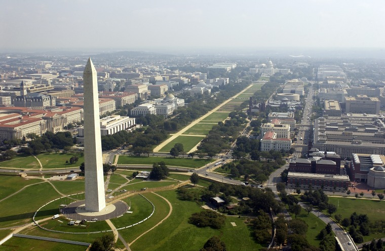 Report: A Third Noose Has Been Found In Washington D.C.