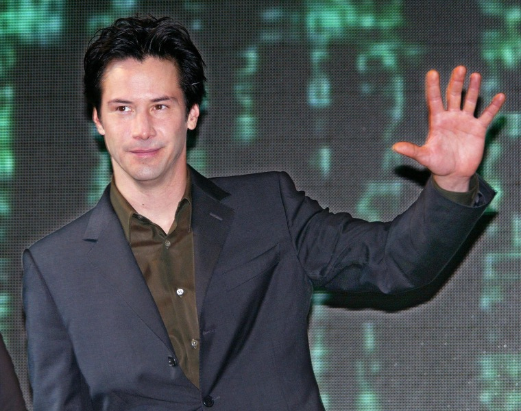 Warner Bros. confirm <i>Matrix 4</i> with Keanu Reeves