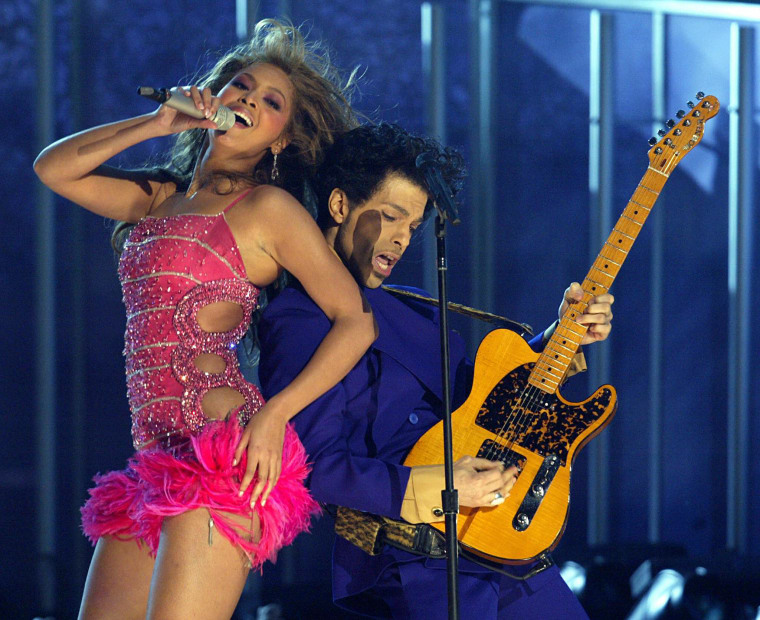 Beyoncé Wrote The Foreword For A New Prince Book