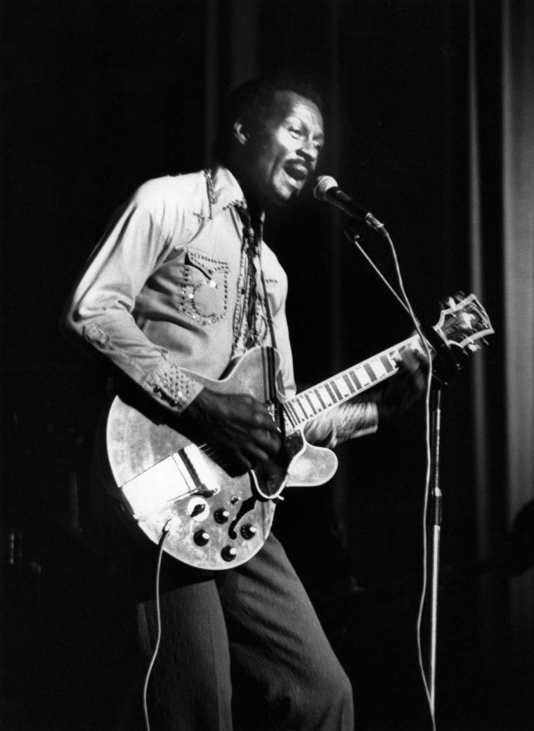 Rock 'N' Roll Pioneer Chuck Berry Has Died