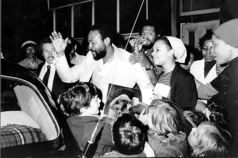 Family Of Marvin Gaye Announce Support Of Documentary <i>Wh't's Going On</i>