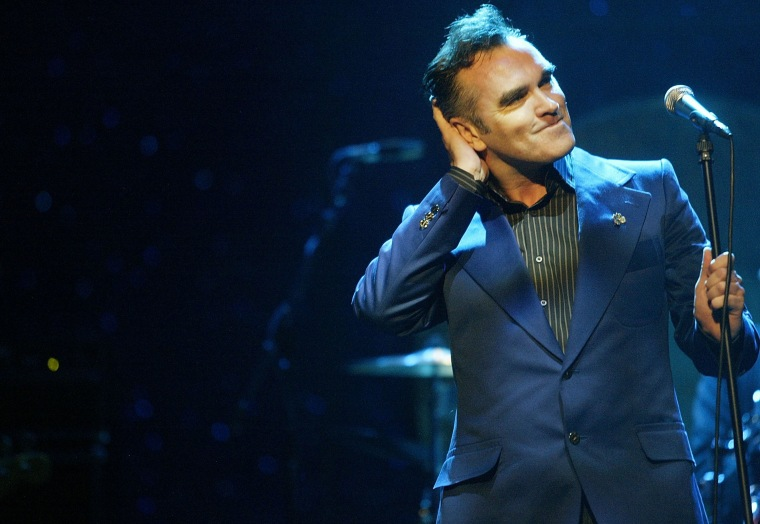 "Morrissey combats racism accusations by claiming ""everyone prefers their own race"" in interview"