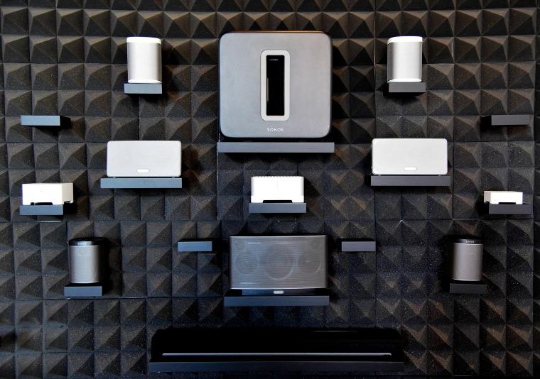 Sonos accuses Google of patent infringement in new lawsuit