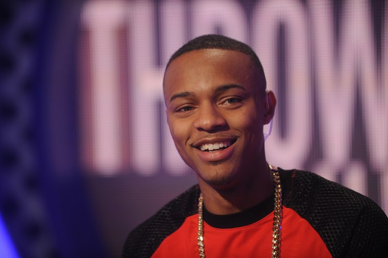 Bow Wow arrested on alleged battery charges