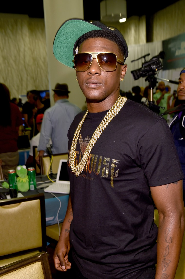 Boosie Badazz arrested in Georgia on felony drug, firearm