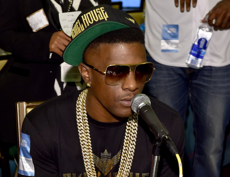 Boosie BadAzz says he hopes American Airlines' planes crash in violent, homophobic tirade