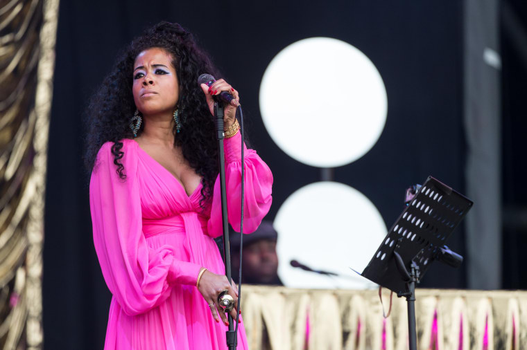 Kelis Is Writing A Cookbook