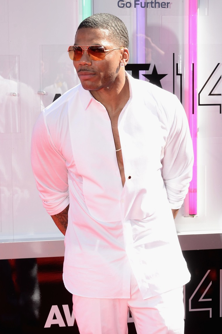 Report: Nelly arrested for rape