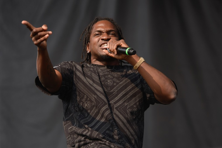 "Hear Pusha T Remix Meek Mill and Drake's ""Rico"""