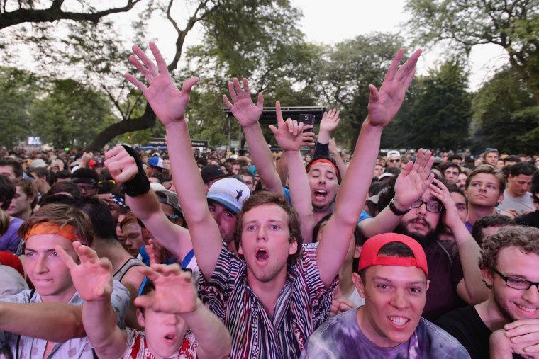 Report: Pitchfork Music Festival set for September 2021