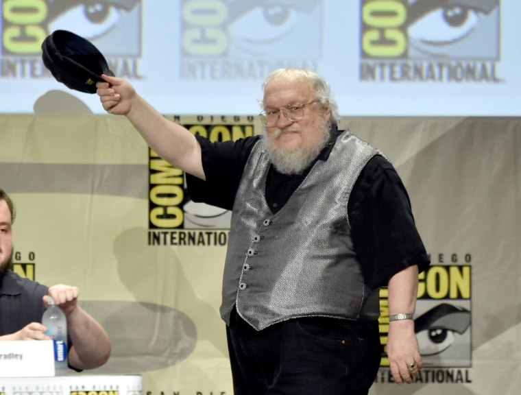 A TV Series Based On George R.R. Martin's <i>Wild Cards</i> Is In Development