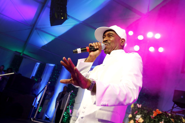 Kurtis Blow issues statement on Virginia politician who wore Kurtis Blow blackface