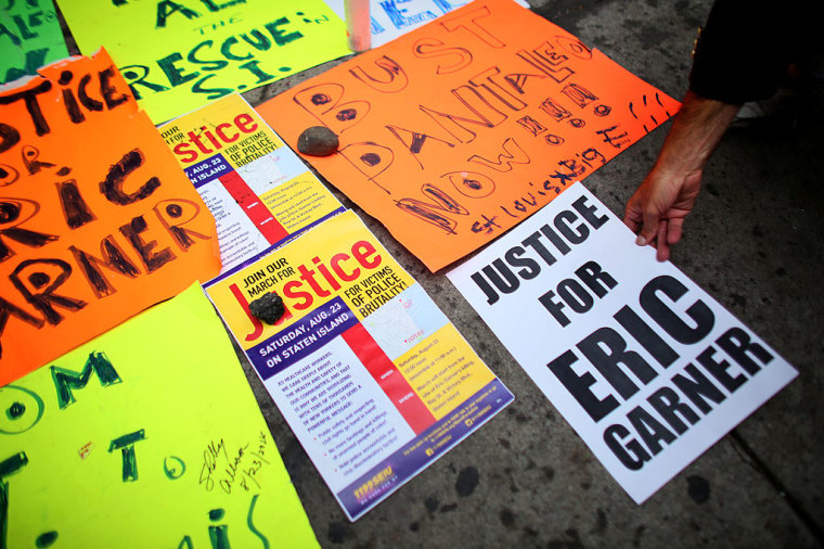 The Justice Department Is Replacing The Investigation Team On Eric Garner's Case