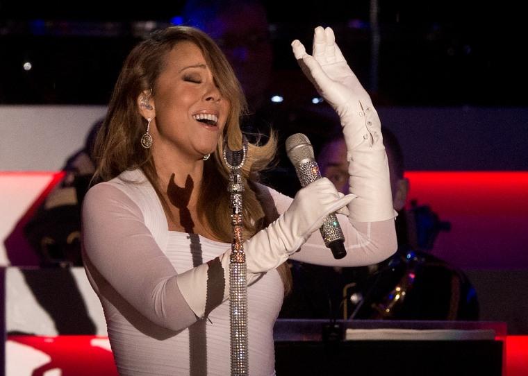 Dan Levy responds to Schitt's Creek version of Mariah Carey Christmas song