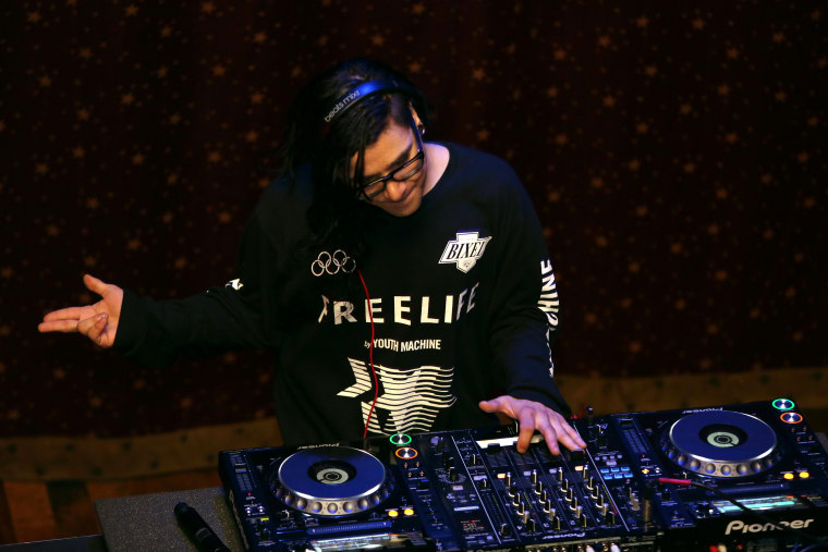 Skrillex Partners With Charities For His Summer Tour