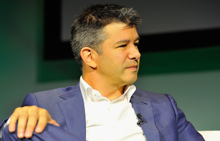 Uber CEO Will Reportedly Step Down From Trump's Advisory Council Following Criticism