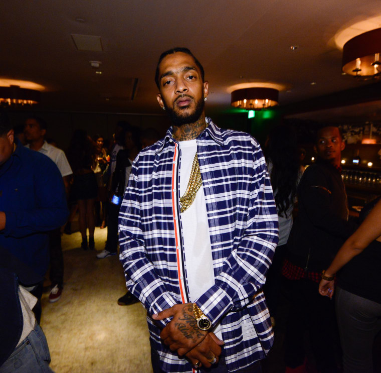 Nipsey Hussle Was Arrested After Police Found Him With Sizzurp