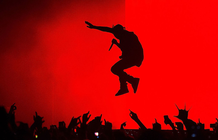 Kanye West Is Updating <i>Yeezus</i> Tracks On Apple Music