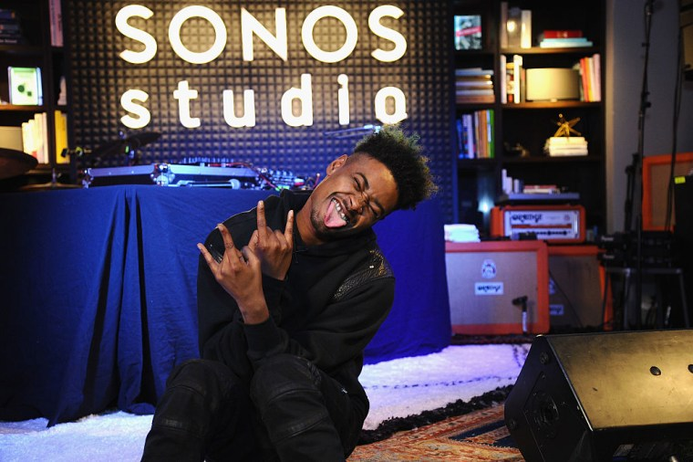 Watch the trailer for Danny Brown's VICELAND chat show